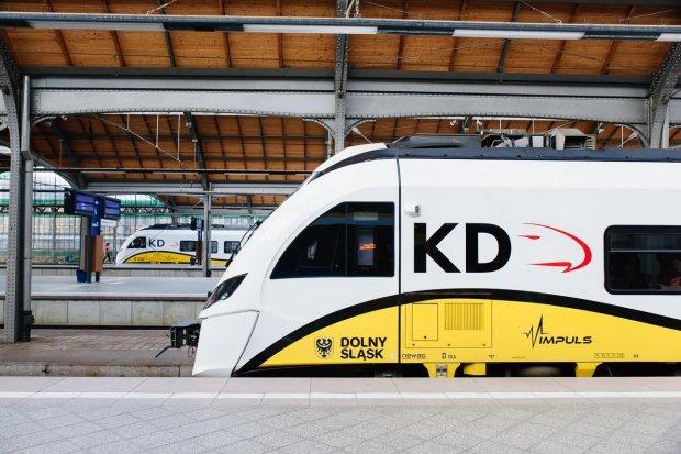 Ponad 14 mln pasażerów w pociągach KD. Rekordowy rok dla przewoźnika