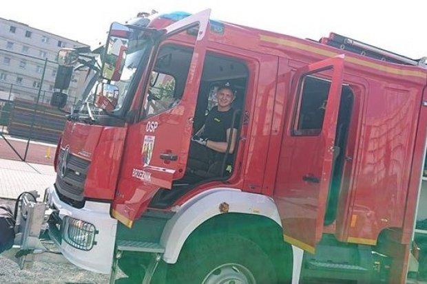Strażacy z Brzeźnika z podsumowaniem zeszłego roku