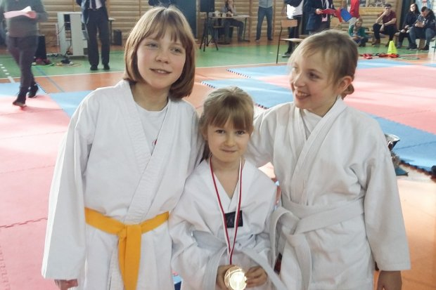Karatecy TOP z czterema medalami Arawashi Cup 2020