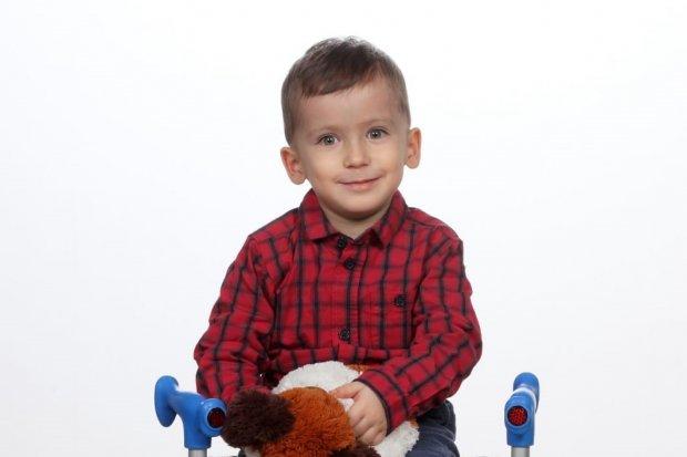 Daj niepełnosprawnemu Przemusiowi szansę na łatwiejsze życie