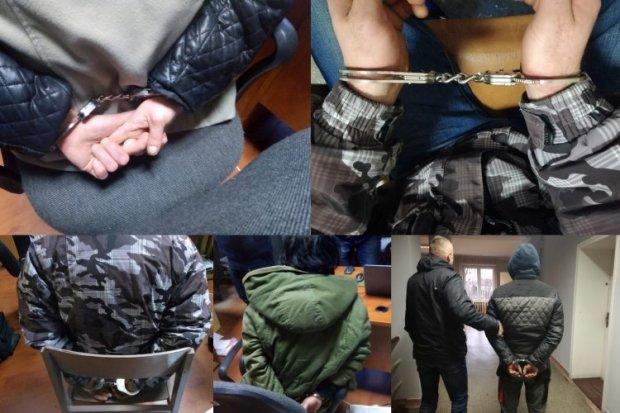 Zatrzymali siedem osób ukrywających się przed wymiarem sprawiedliwości