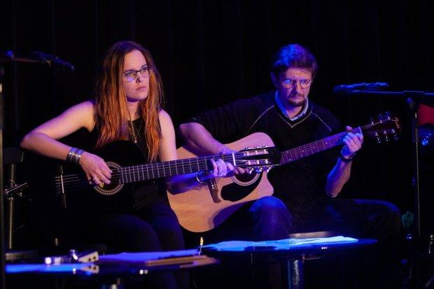 Zagrali i zaśpiewali, aby upamiętnić Annę Frączkiewicz