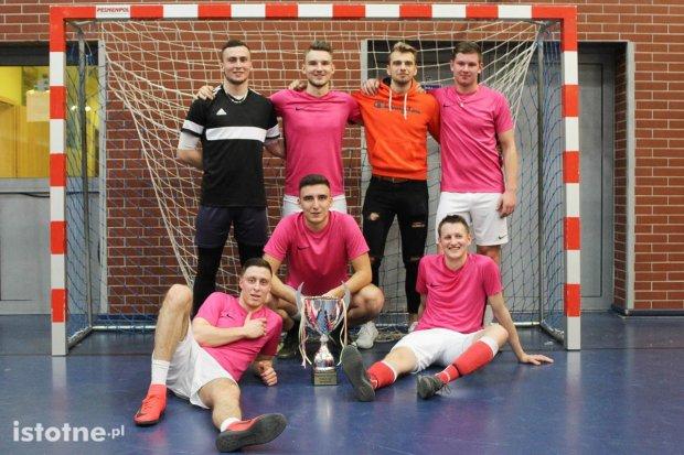 FC Chłopaki Do Wzięcia wygrywają Futsal Ekstraklasę
