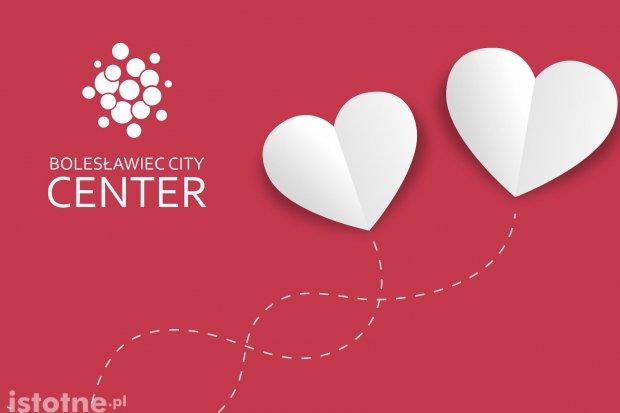 Walentynki w Galerii Bolesławiec City Center