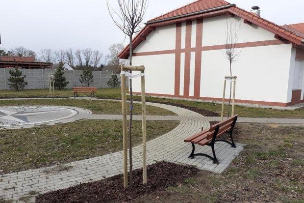 Więcej zieleni w Osiecznicy