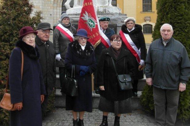 Uroczyste obchody Żywej Pamięci Polskiego Sybiru w Bolesławcu