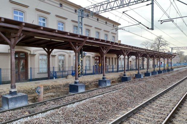 Dworzec PKP radykalnie zmieni swoje oblicze