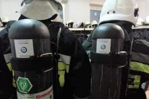 Strażacy z Nowogrodźca z nowym sprzętem