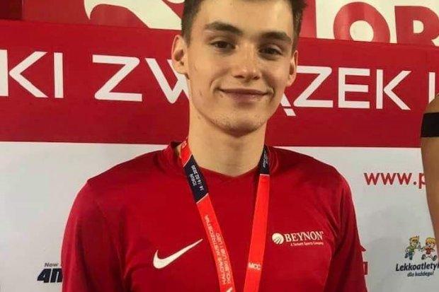 Michał Zazula wicemistrzem Polski