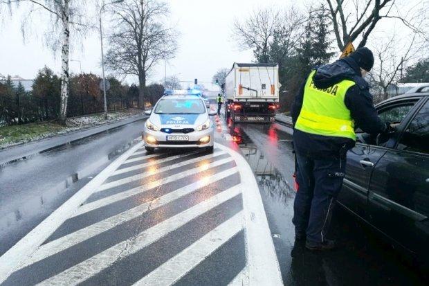 Skontrolowali ponad 700 kierowców i wszyscy byli trzeźwi