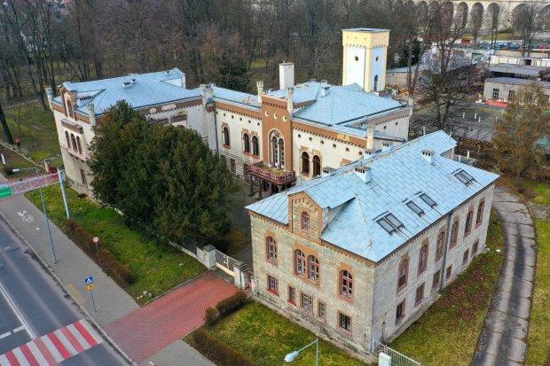 Możemy mieć piękny pałacyk w Bolesławcu, ale…