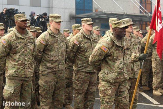 Prawie 5 tys. żołnierzy US Army będzie stacjonować w naszym powiecie?