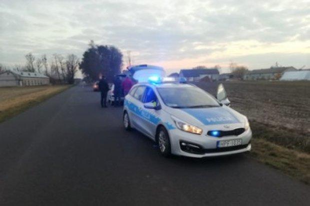Nasi policjanci zatrzymali kompletnie pijanego kierowcę w... innym województwie