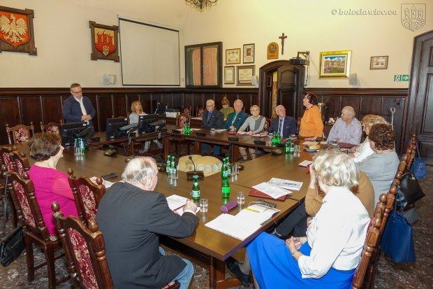 Nowe władze Bolesławieckiej Rady Seniorów