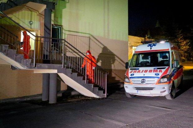 W Bolesławcu zamykane są oddziały, cała placówka może być szpitalem zakaźnym