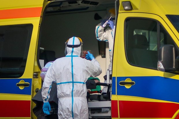 Szpital w Bolesławcu: 2 osoby zakażone, 23 czeka na wyniki