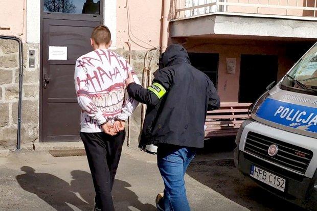 Lwówecka policja zatrzymała mieszkańca naszego powiatu