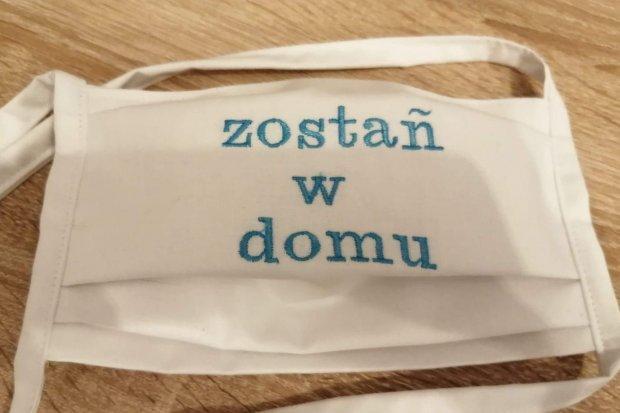 """Ruszyła akcja """"Bolesławiec szyje dla medyków"""""""