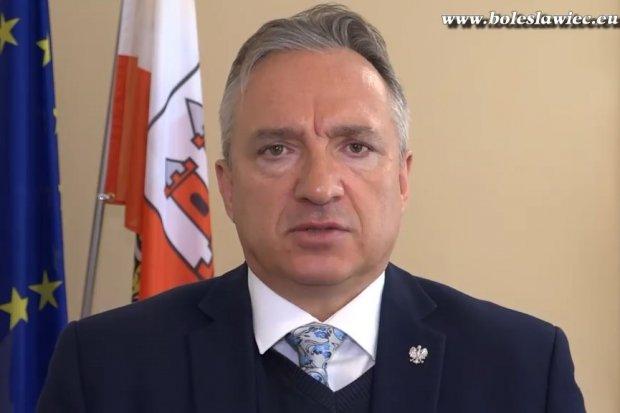 Apel prezydenta miasta do mieszkańców w sprawie wyborów
