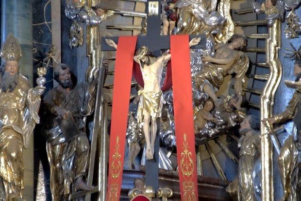 Sobotnia Wigilia Paschalna w Bazylice Maryjnej