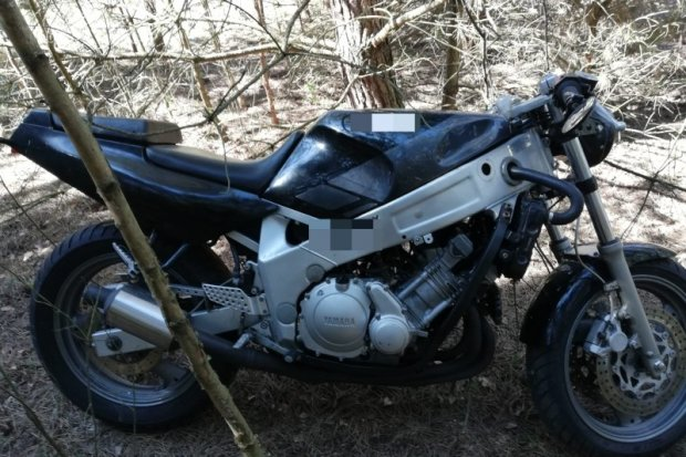 Dwaj nastolatkowie tej samej nocy ukradli motocykl i dokonali włamania