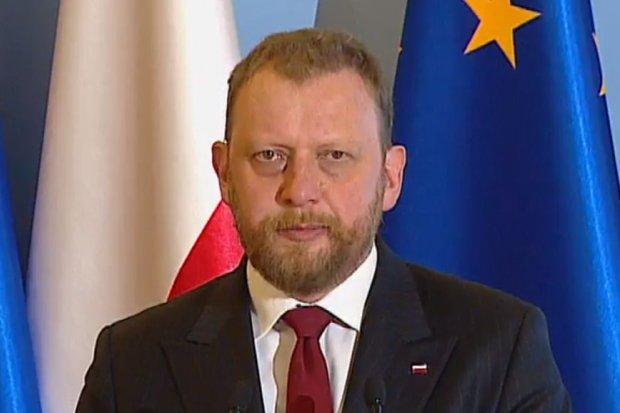 Minister Zdrowia ostrzega: czerwona strefa może się rozlać na cały kraj