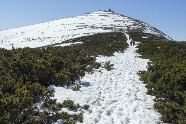 Karkonoski Park Narodowy otwarty. Część szlaków zamknięta. Co ze Śnieżką?