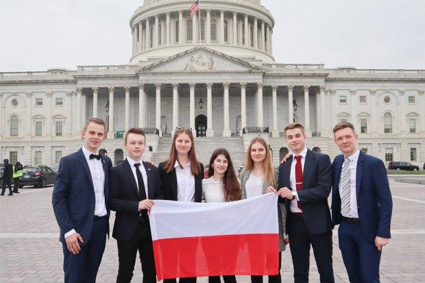 Sławomir Męczyński, absolwent z Bolesławca, studentem miesiąca w USA