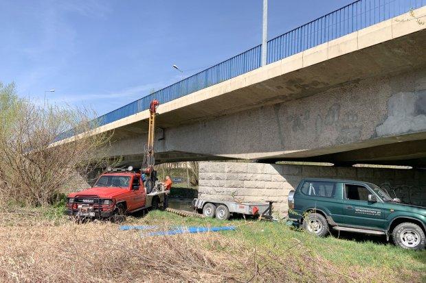 Odwierty w Bolesławcu. Będą dwa bliźniacze mosty na Bobrze