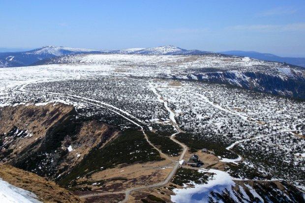Karkonoski Park Narodowy: szlak czerwony otwarty. Co ze Śnieżką?