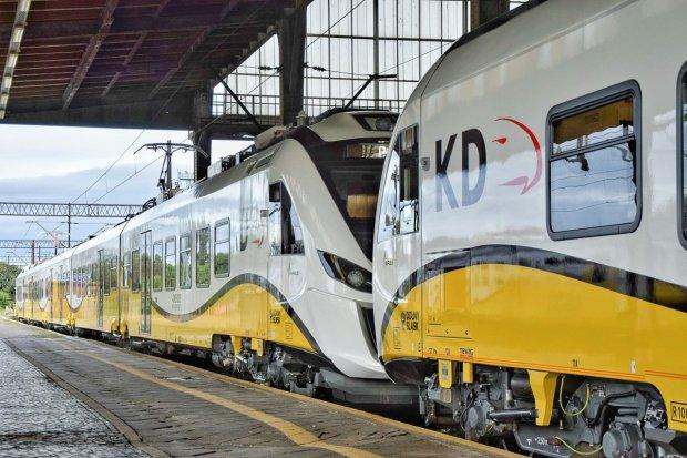 Koleje Dolnośląskie: więcej pociągów od czerwca