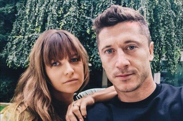 Robert i Anna Lewandowscy pomogli szpitalowi w Bolesławcu