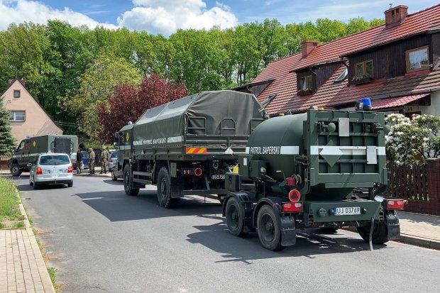 ⚠ Granat przy Góralskiej w Bolesławcu, będzie ewakuacja mieszkańców. Znamy szczegóły