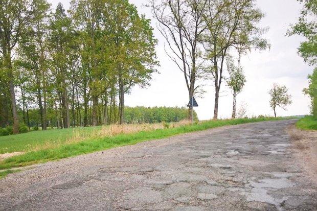 Lustracja dróg w powiecie bolesławieckim. Jest apel do mieszkańców