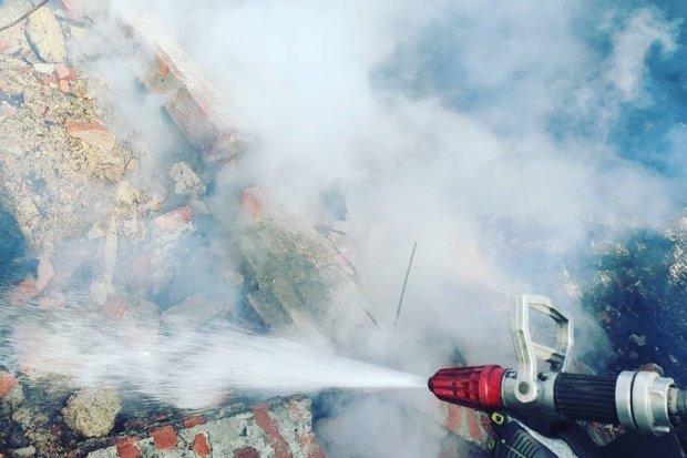 Kolejny pożar w byłej klinkierni w Nowogrodźcu
