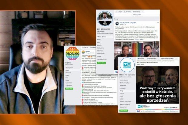 Tomasz Sekielski zaprzecza, że jego film uderza w homoseksualistów