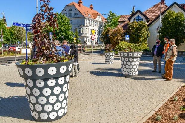Prace przy ulicy Bankowej w Bolesławcu zakończone