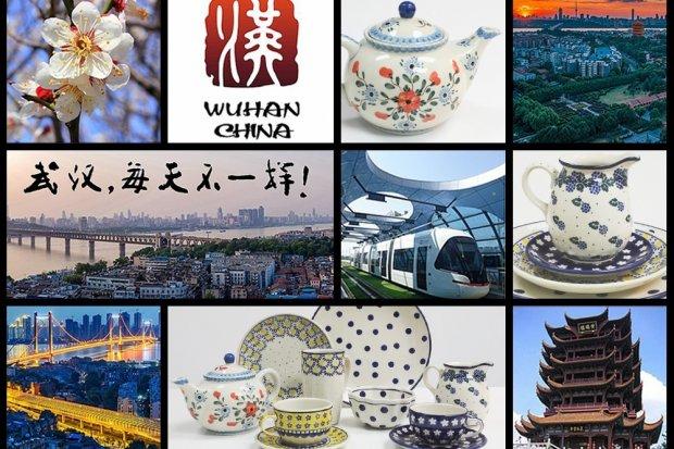 Wyroby Ceramiki Artystycznej trafią do... chińskiego Wuhanu