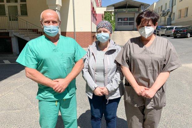 Sukces szpitala! Pacjentka z rakiem pokonała koronawirusa. Dzięki osoczu ozdrowieńca