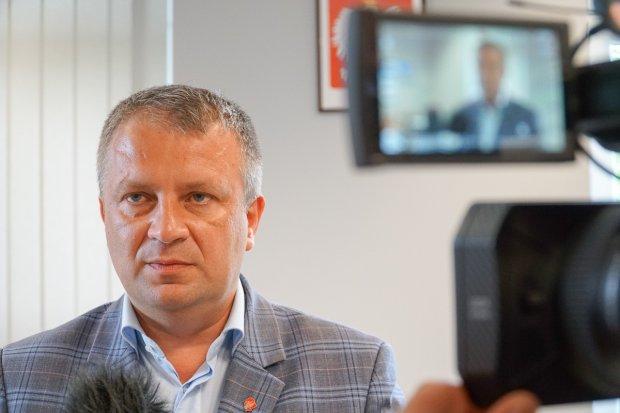Starostwo Powiatowe wspiera Sanepid oraz szpital w Bolesławcu w walce z koronawirusem