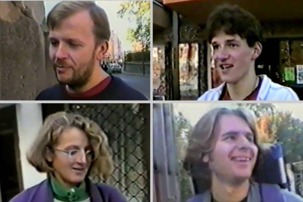 Zobaczcie sondę uliczną sprzed 26 lat! Rozpoznajcie znajomych?