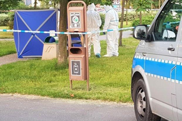 Zabójstwo na osiedlu Przylesie. 49-latek zatrzymany