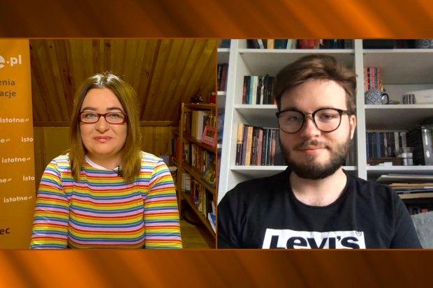 NA ŻYWO: Aktywista LGBT Bart Staszewski o spotkaniu z prezydentem A. Dudą