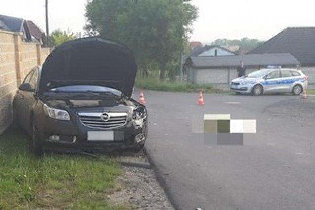Śmiertelny wypadek w Nowogrodźcu. Policja: noga z gazu!
