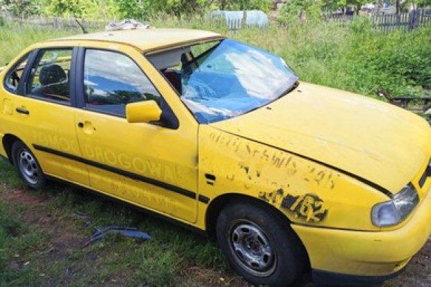 Auto odzyskane, złodziej i paser zatrzymani