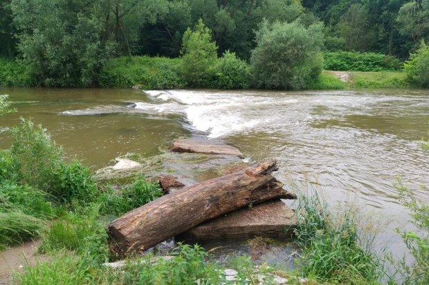 Jak wygląda rzeka Bóbr po intensywnych opadach?