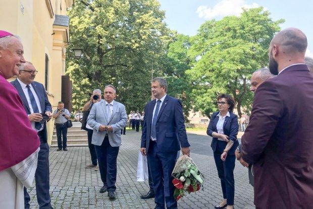 Parafia Matki Bożej Nieustającej Pomocy w Bolesławcu obchodziła swój jubileusz