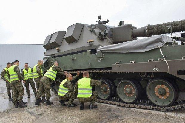 Bolesławieccy artylerzyści: szkolenie specjalistyczne w Hucie Stalowa Wola