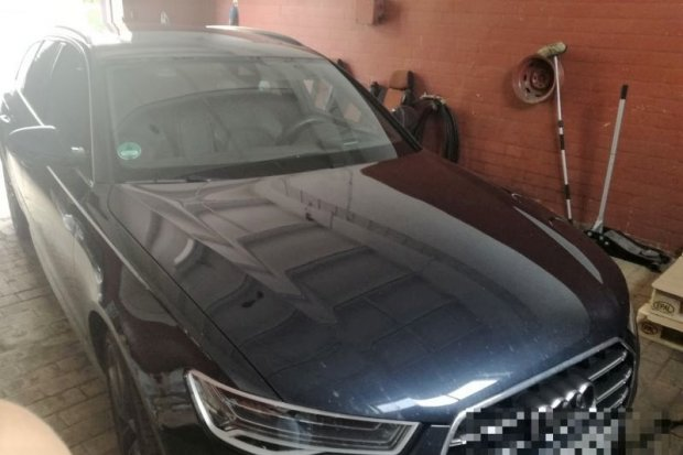 Auto warte 220 tys. zł odzyskane, dwóch złodziei zatrzymanych