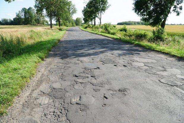 Przebudują drogę z Bolesławca do Mściszowa